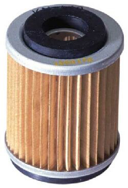 K&N Engineering - High Performance Oil Filter - Yamaha - OEM #5H0-134-400-900 - See Application Chart Inside/Cartridge Style