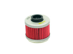 K&N Engineering - High Performance Oil Filter - Aprilia OEM #026450/BMW OEM #114-176-514-14/Many Models/See Application Chart Inside/Cartridge Style