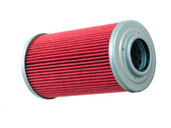 K&N Engineering - High Performance Oil Filter - Bombardier OEM #711-956-741/See Application Chart Inside/Cartridge Style