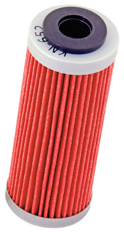 K&N Engineering - High Performance Oil Filter - KTM OEM #773-3800-5101/See Application Chart Inside/Cartridge Style