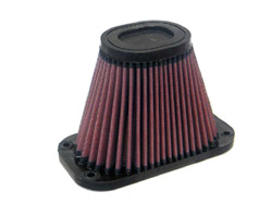 K&N Engineering - High Performance Air Filter - Polaris - Victory - 92C 1998-1999/Cleanable & Reuseable