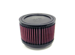 K&N Engineering - High Performance Air Filter - Universal - Round Straight Element/Straight Flange/Dimensions Inside