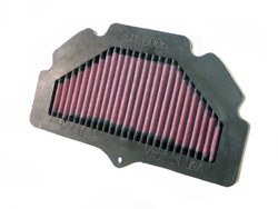 K&N Engineering High Performance Air Filter Suzuki GSR 600 2006 2011 GSR 750 2011 2013