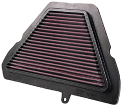 K&N Engineering High Performance Air Filter Triumph Speed Triple 1050 2005 2010 Sprint ST 2005 2010 Tiger 1050 2007 2013