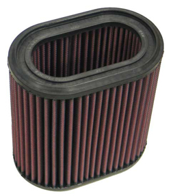 K&N Engineering High Performance Air Filter Triumph Rocket III 3 2004 2013 Cleanable Reusable