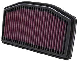 K&N Engineering High Performance Air Filter Yamaha YZF 1000 R1 2009 2014