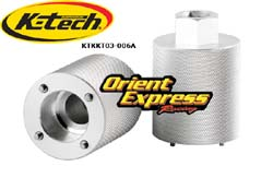 K-Tech Suspension - Tools - Front Fork Top Cap Socket/Ohlins Road & Track Forks; Superbike Forks/WP Motocross Open Cartridge Fork