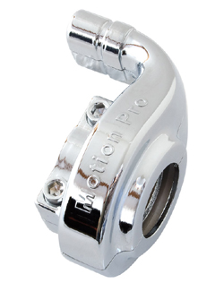 Motion Pro - Revolver Throttle Housing Chrome