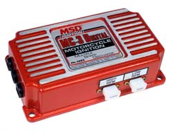 MSD Ignition - Digital Ignition - MC3 - 1,2,4 Cylinders/Soft Touch Rev Control/Two Step/Air Shift Interrupt