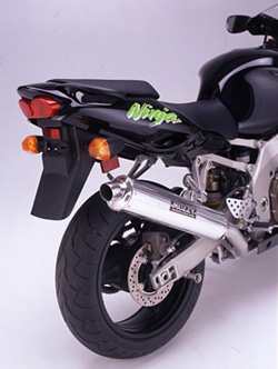 Muzzys - Stainless Full Exhaust System