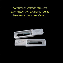 Myrtle West - Swingarm Extensions