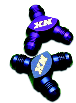 Nitrous Express - Fitting - Blue/Billet/