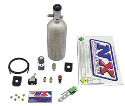 Nitrous Express - Power Booster Dry Kit For EFI/1.0lb Bottle