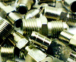 Nitrous Express - Fitting - Nozzle Systems Rail Fitting/-3 x 5/16