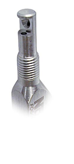 NOS - Nitrous - Nozzle/Stainless/Soft Plume/Adjustable/90 deg/Requires Jet