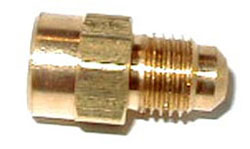 NOS - Nitrous - Brass Adapter - 1/8
