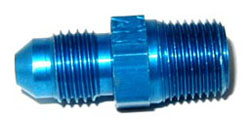 NOS - Nitrous - Fitting - Flare To Pipe/-3AN x 1/8