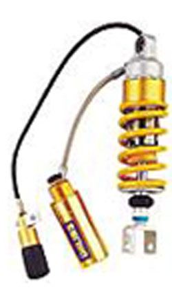 Ohlins Suspension - Buell