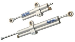 Ohlins Suspension - Suzuki