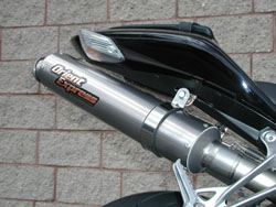 Orient Express - Stainless Full Exhaust