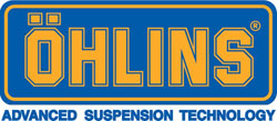 Ohlins Suspension - Universal - 2008/38mm RR 125GP Fork/FGR710/Adjustable Preload, Compression, Rebound/615mm Length/100mm Stroke/For 125cc 2 Stroke Applications ONLY