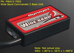 Dynojet Wideband Commander 2 Powersports Base Unit ONLY Requires Additional Components
