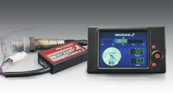 Dynojet - Wideband Commander 2 - Powersports Base Unit/Kit With LCD Display Unit/Control Module/Bosch 5 Wire LSU4.2 Wide Band Sensor & Harness/Includes Sensor Boss & Plug