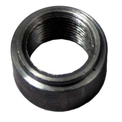Power Commander - Accessory - Weld On Bung - 18mm x 1.5mm Thread/Accepts Wideband Commander O2 Sensors Or Plug