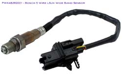 Power Commander Wideband Commander 2 Replacement O2 Oxygen Sensor Bosch 5 Wire LSU4 Wide Band Sensor