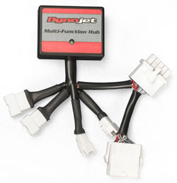 Power Commander - Accessory - Multi Function Hub - Kit For PCIIIUSB - Hub Only - No Harness Or Brackets Included