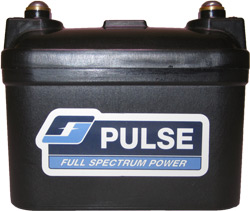 Full Spectrum Power Pulse P2 Battery Ultra Lightweight Lithium Ferrous 780 Grams Super Compact
