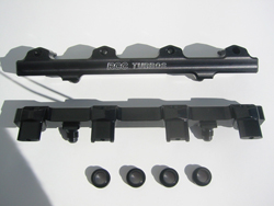 RCC Turbo - Billet Fuel Rail