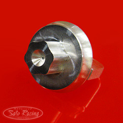 Sato Racing - Oil Filler Cap Removal Tool - Fits All Sato Racing Oil Filler Caps EXCEPT 30x1.5mm Kawasaki/Billet Aluminum/Optional
