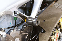 Sato Racing - Frame Slider