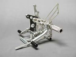 Sato Racing - Rear Sets