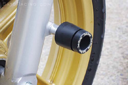 Sato Racing - Fork Bottom Sliders