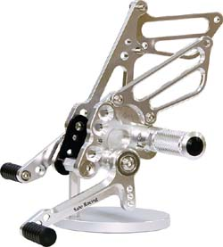 Sato Racing - Rear Set