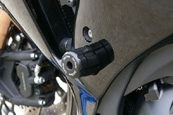 Sato Racing - Frame Sliders