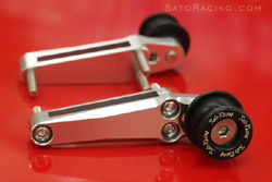 Sato Racing Swingarm Spools
