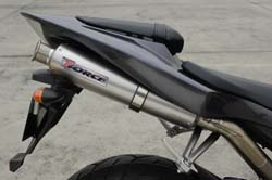 TiForce - Titanium Exhaust System
