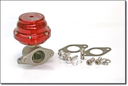 Tial Sport - F38mm Wastegate - Flange Connector/Red Anodized