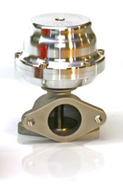 Tial Sport - F38mm Wastegate - Flange Connector/Silver Anodized