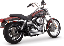 Vance & Hines - Shortshots Staggered Exhaust