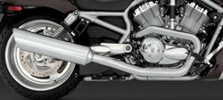 Vance & Hines - 2 Into 1 Exhaust