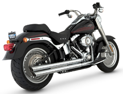 Vance & Hines - Double Barrel Longs Exhaust