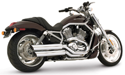 Vance & Hines - Double Barrel Exhaust