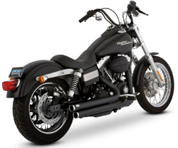 Vance & Hines - Big Shots Staggered Exhaust