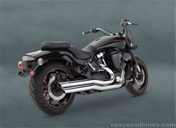 Vance & Hines - Bigshots Exhausts