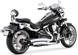 Vance & Hines - Big Radius Exhaust