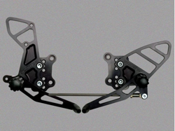 Vortex - Rear Sets